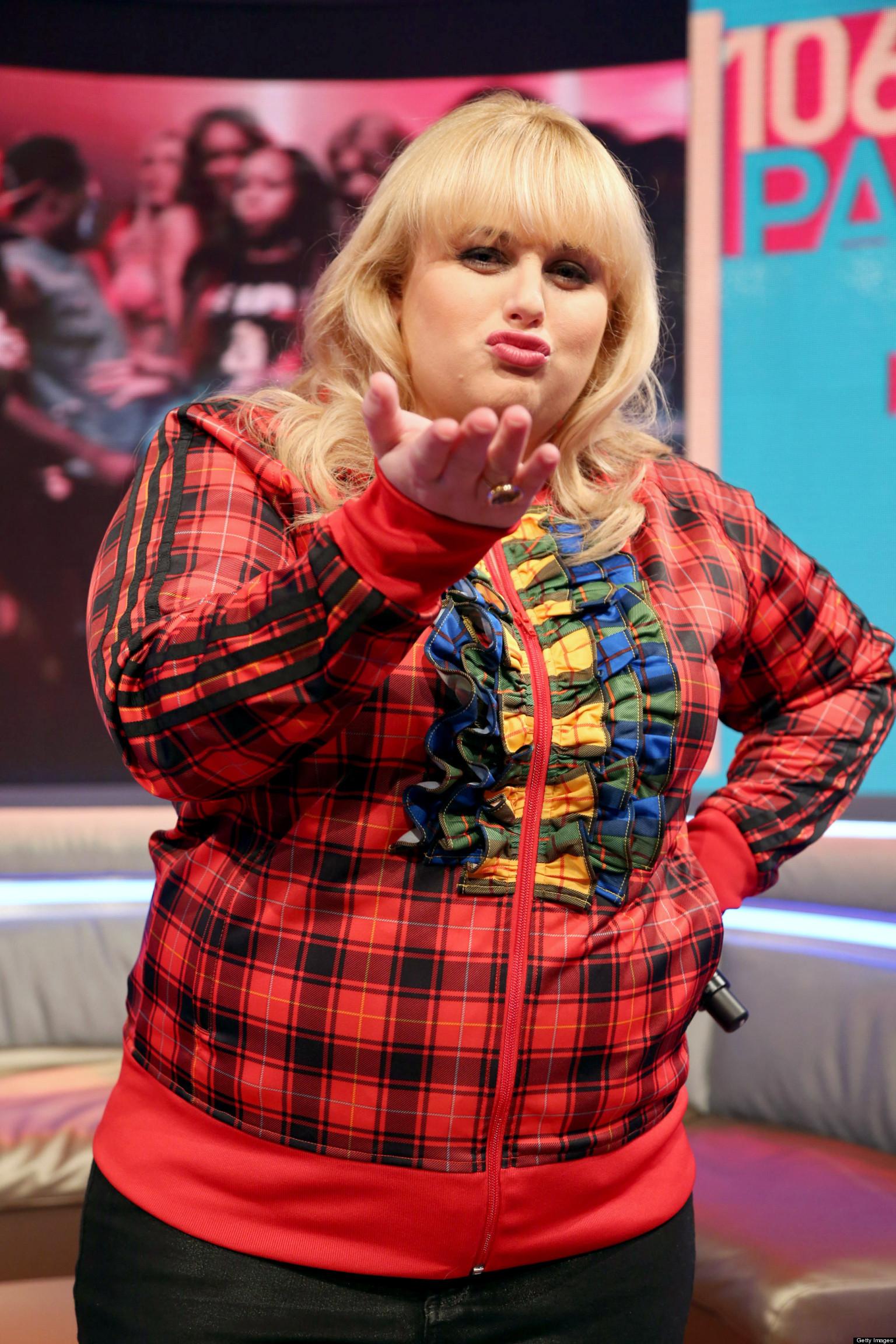 Super Fun Nail Art Ideas 2012: 'Super Fun Night': ABC Picks Up Rebel Wilson Comedy, 'The