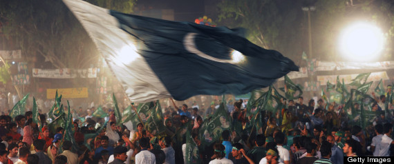PAKISTAN ELECTION