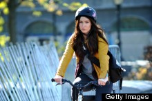 On yer bike, Megan Fox