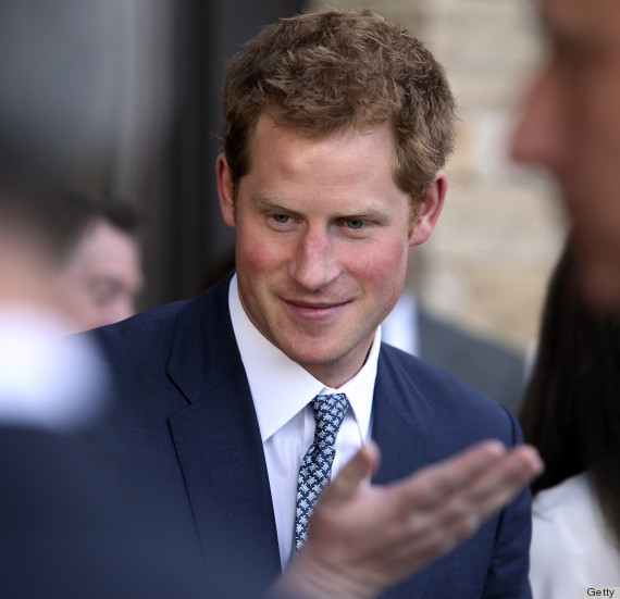 prince harry colorado