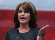 Sarah Palin On IRS Targeting Conservative Groups In 2012: 'I'm Sure Obama Is Grateful'