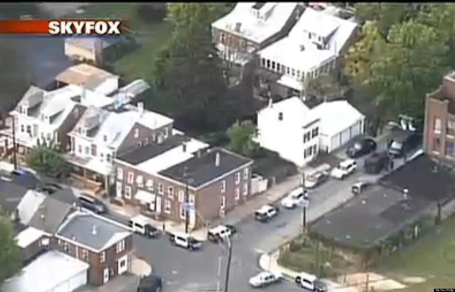 Police Negotiating With Armed Man For Trenton Hostages