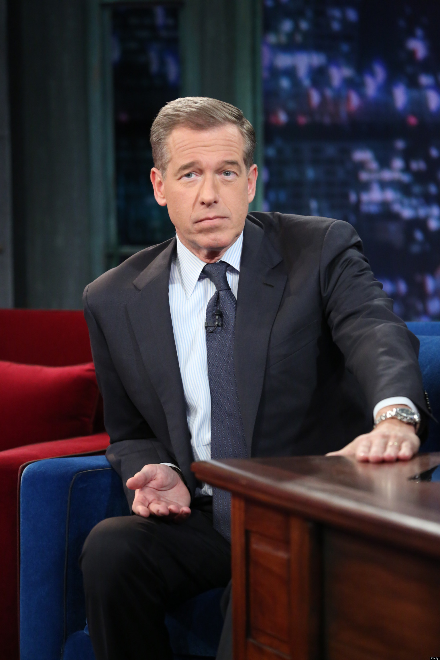 brian williams on 39 rock center 39 cancellation 39 i 39 m so proud of the work we did 39 huffpost. Black Bedroom Furniture Sets. Home Design Ideas