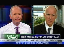 Jerry Brown On Cnbc