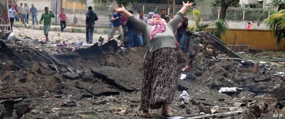 turquie attentat