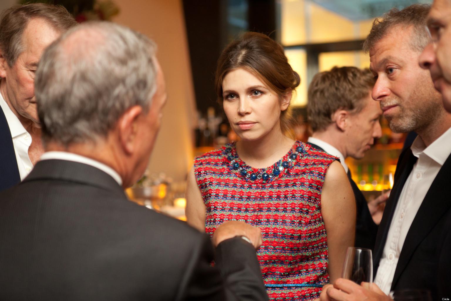 Dasha Zhukova, Mike Bloomberg Introduce Circle, An Art-Tech Symposium ...