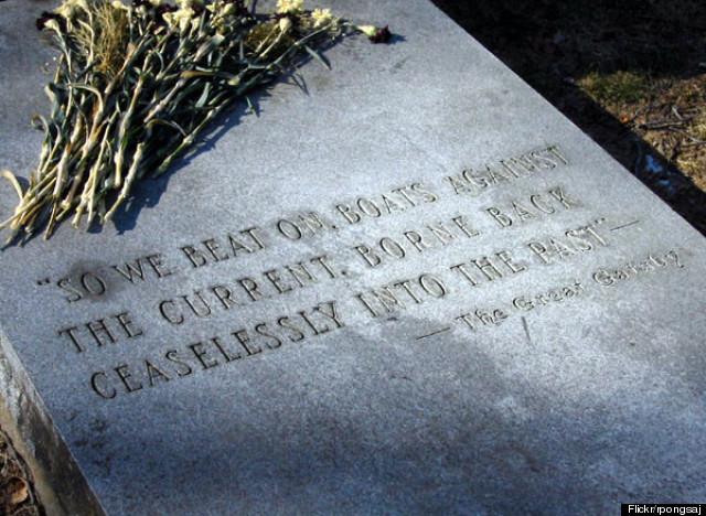 F  Scott Fitzgerald s  F Scott Fitzgerald Great Gatsby Quotes