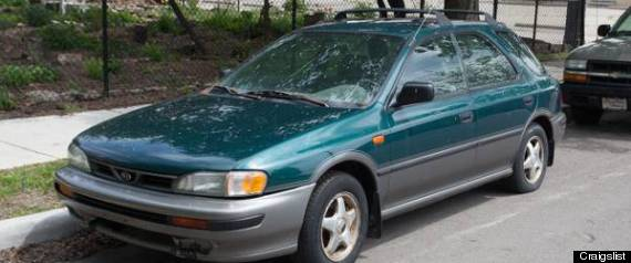 Subaru Craigslist Ad Is Brutally, Hilariously Honest About ...