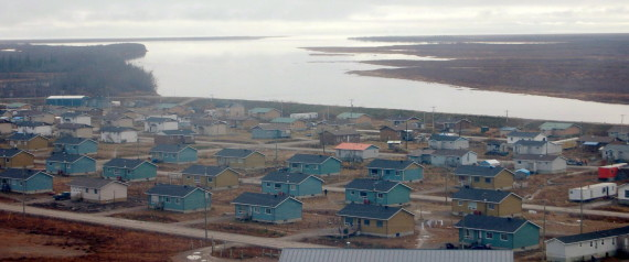 ATTAWAPISKAT FLOODING