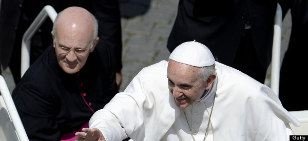 Pope Francis Names Hundreds Of New Saints