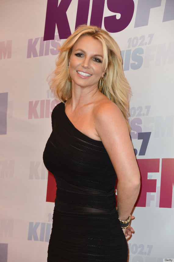 britney spears sheer
