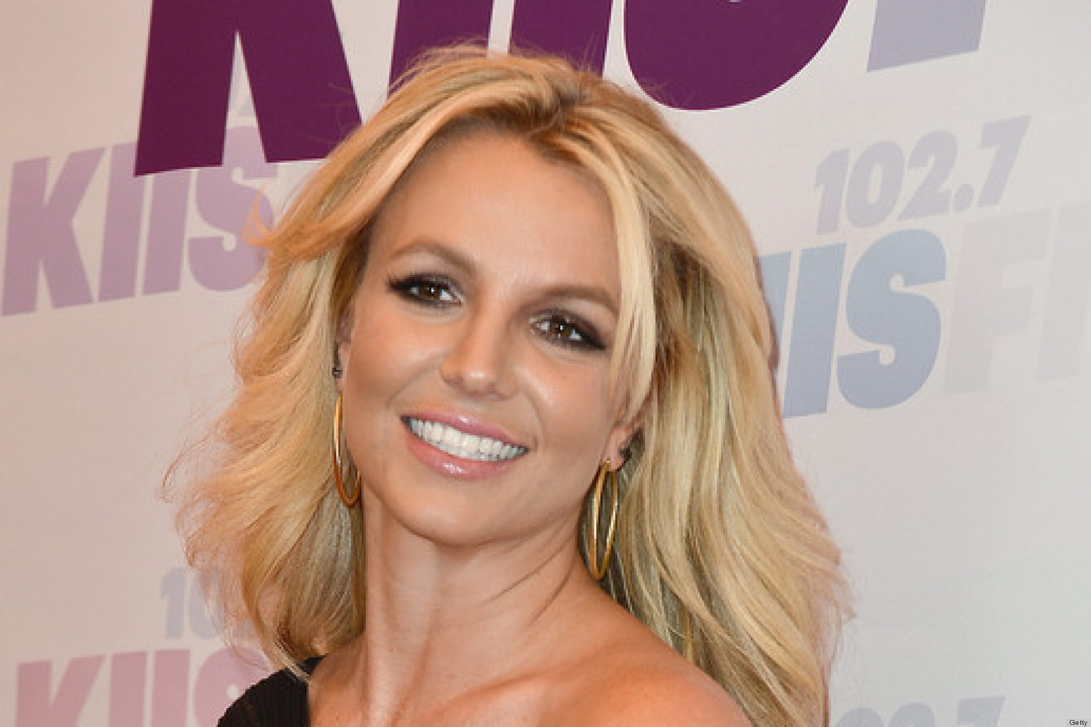 PHOTOS: Britney Gives The LBD A Sexy Update