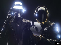 MUSIC BOX: Daft Punk Still Top