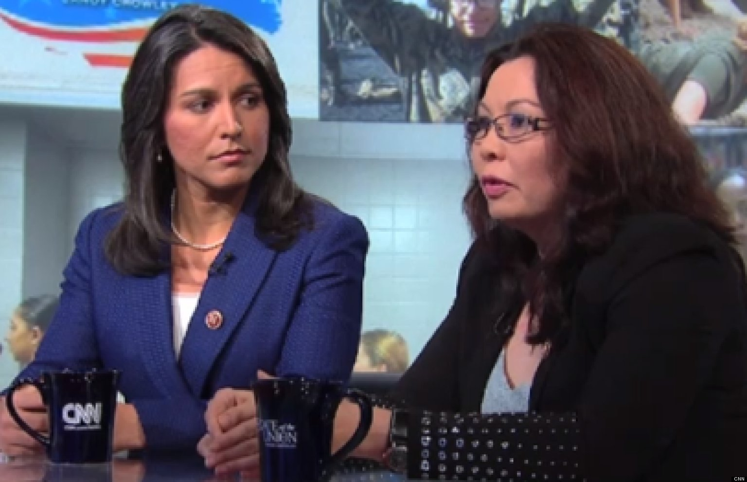 Tammy Duckworth, Tulsi Gabbard Slam Military's Handling Of ...