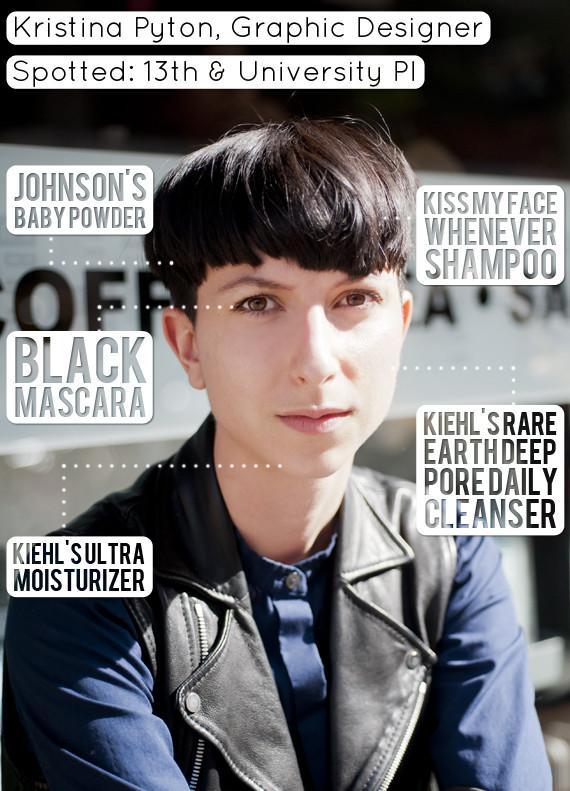 Kristina Pyton Graphic Designer Uses Baby Powder For Oily Hair Huffpost Life