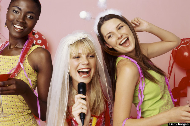 karaoke hen do ideas