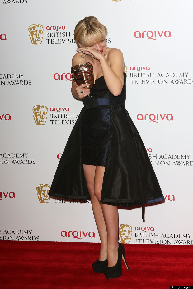 sheridan smith bafta tv awards