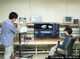 Samsung Reveals 5G Breakthrough
