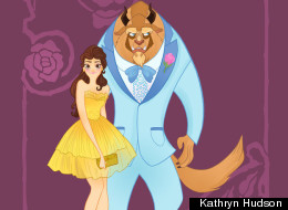 Disney Characters Head To Prom (PHOTOS)