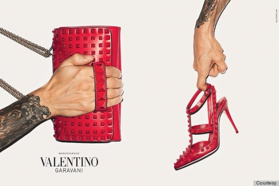 valentino terry richardson