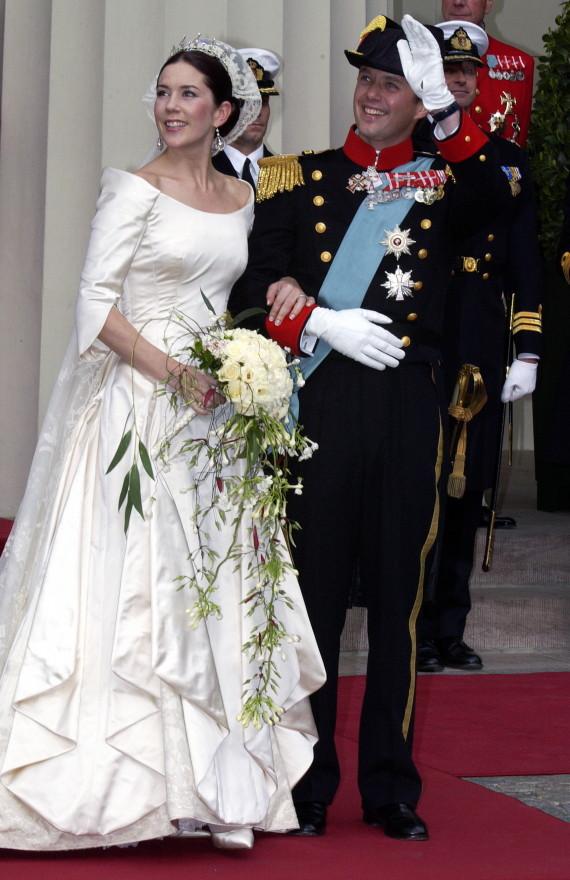 mary crown princess denmark
