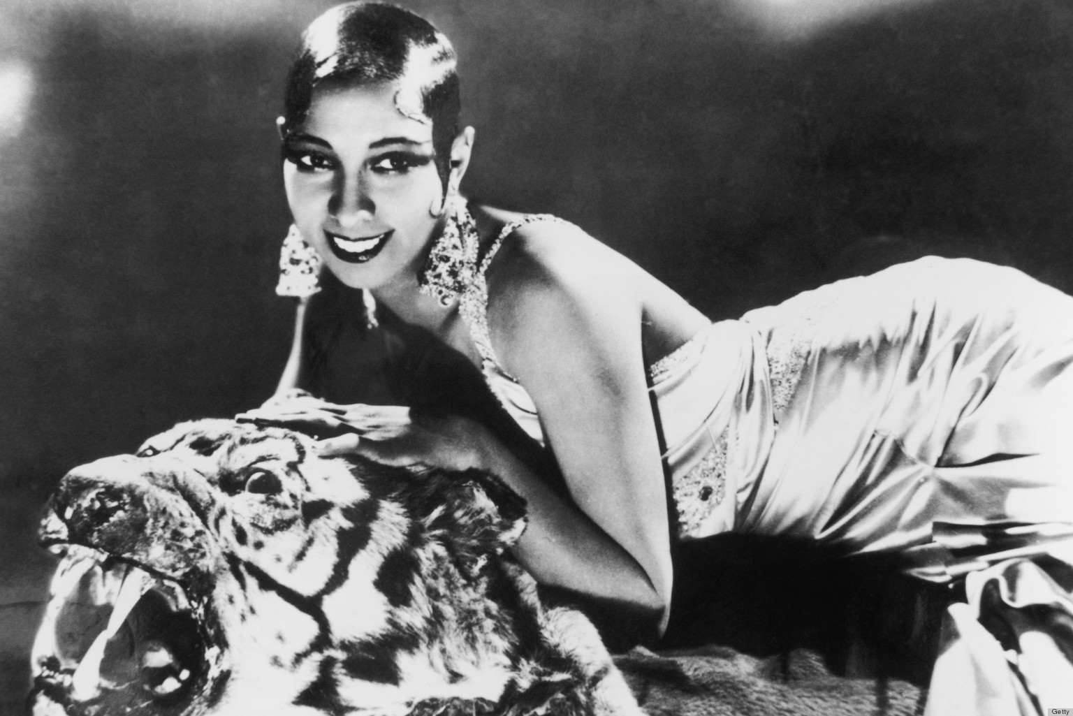 Josephine Baker: A Look Back At Her Jazz Age Beauty ... Josephine Baker
