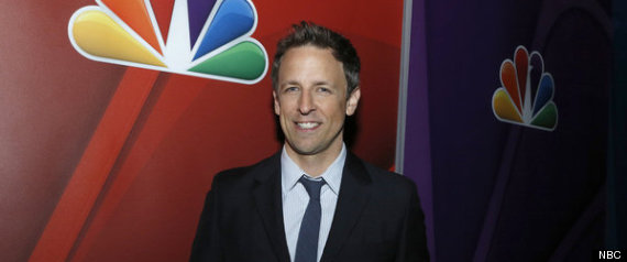 Seth Meyers Late Night Weekend Update