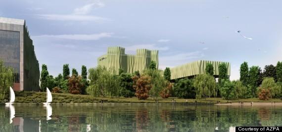 german power plant green mountain