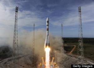 Soyuz Landing