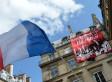 Topless FEMEN Protesters Crash Far-Right Gathering In Paris (NSFW PHOTOS)