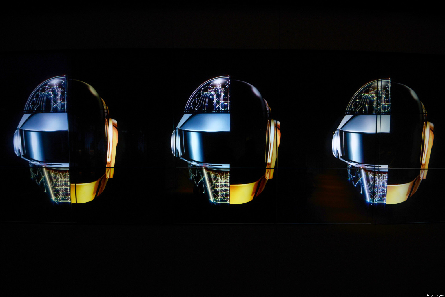 Daft Punk Leak & iTunes Stream Reveal 'Random Access ...