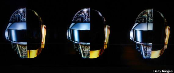 Daft Punk Leak