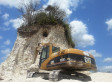 Mayan Nohmul Pyramid In Belize Destroyed By Bulldozer (PHOTOS)