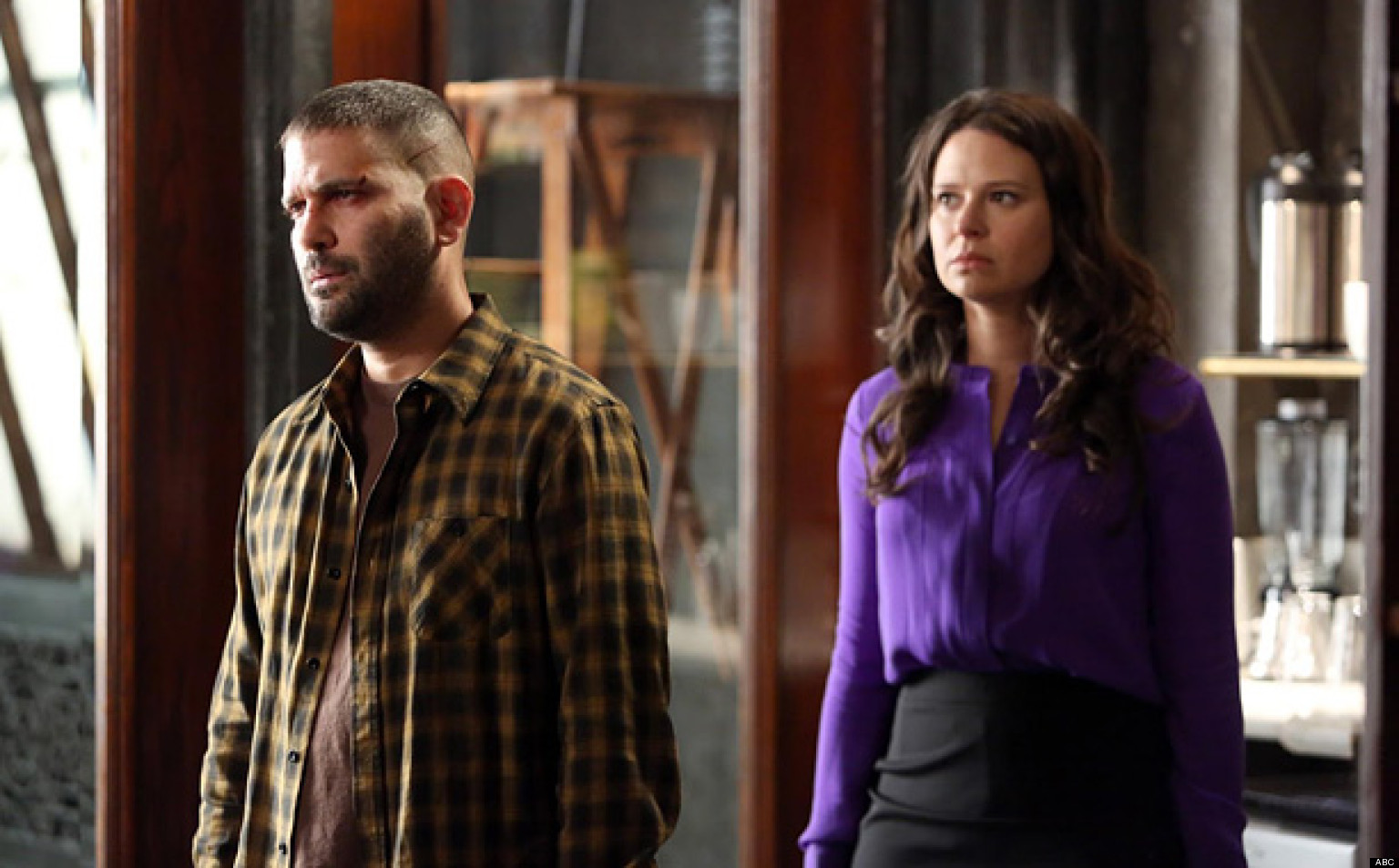 huck and quinn relationship scandal