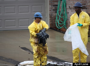 Arkansas Oil Spill Health