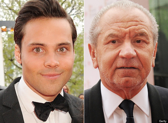 andy jordan lord alan sugar