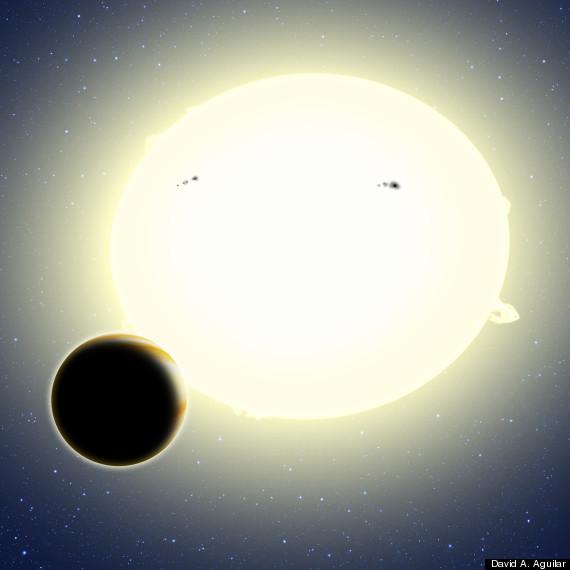 einsteins planet