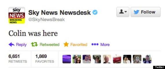 sky news colin twitter
