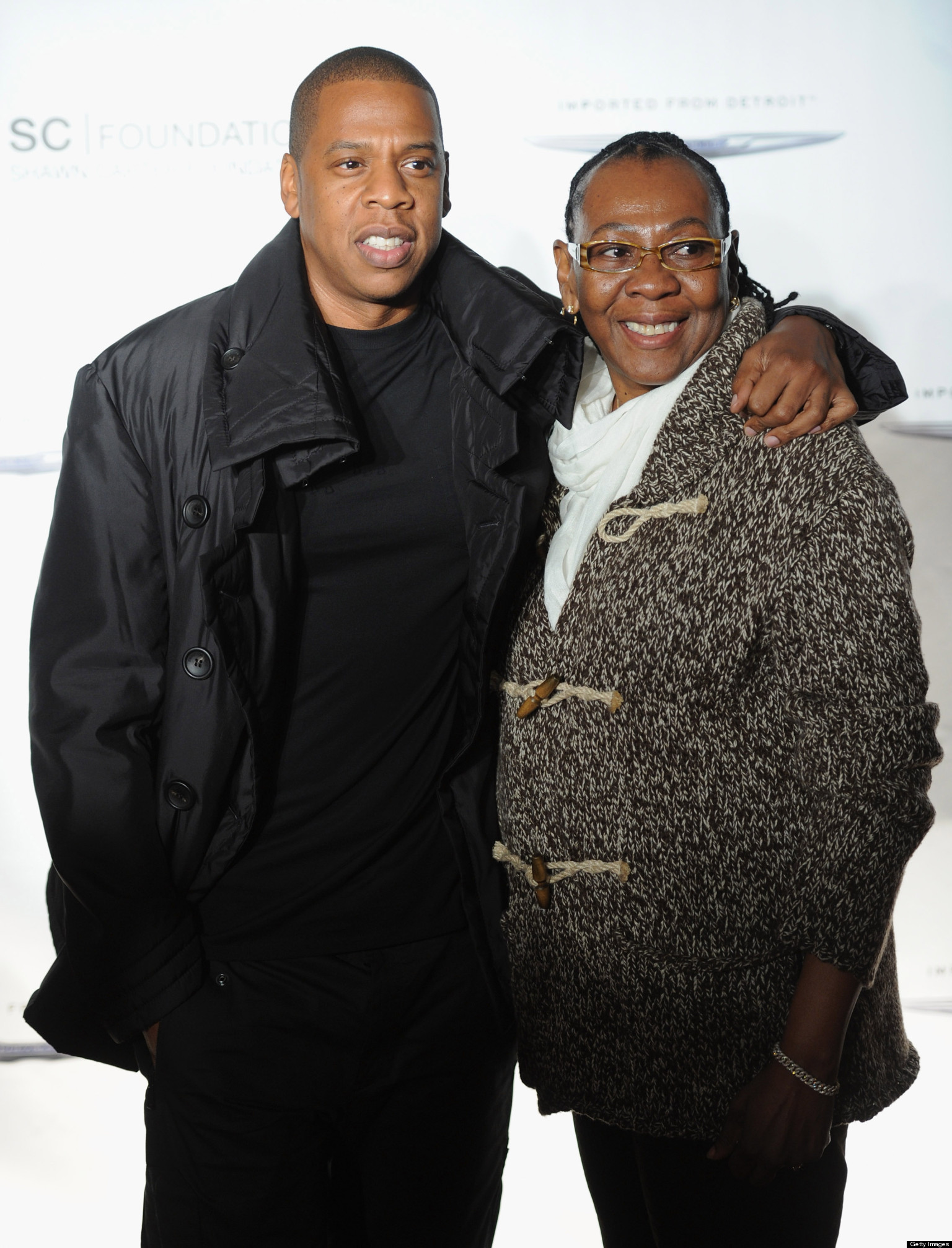 Jay-Z's Mom Says He 'Melts' When Blue Ivy Says 'Papa'