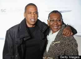Jay-Z's mom spills on his relationship with Blue Ivy