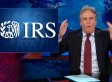 Jon Stewart On IRS Scandal: Obama Administration Has Given 'Tinfoil Behatted' All The Fuel They Need (VIDEO)