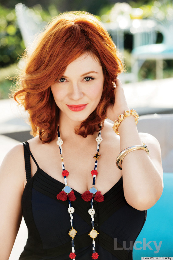 christina hendricks bra
