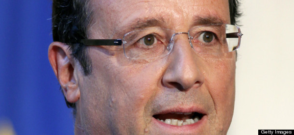 Hollande's Survival Mode Endangers Survival Itself