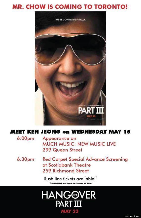 ken jeong toronto