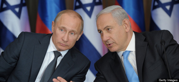 Putin-Netanyahu Talks Focus On Syria
