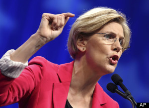 Elizabeth Warren Big Banks