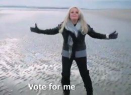 WATCH: UK Recuts Bonnie Tyler's Eurovision Video