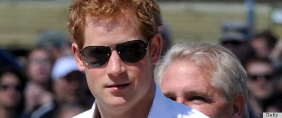 PRINCE HARRY FLEECE