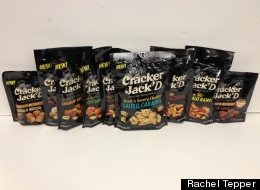 We Tasted It: The New Cracker Jack'd Line