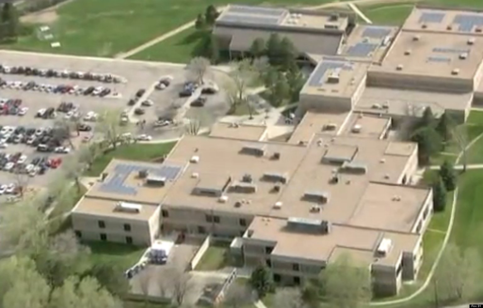 Arrest Made After Explosive Device Found In A Boulder County High School